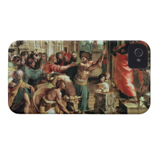 The Sacrifice at Lystra (cartoon for the Sistine C Case-Mate iPhone 4 Case