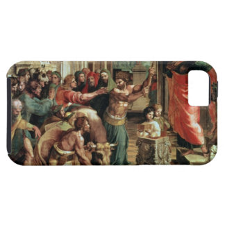 The Sacrifice at Lystra (cartoon for the Sistine C iPhone SE/5/5s Case