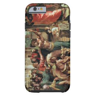 The Sacrifice at Lystra (cartoon for the Sistine C Tough iPhone 6 Case