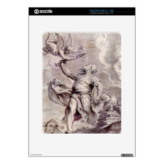 The sacrifice of Abraham by Paul Rubens Decals For The iPad