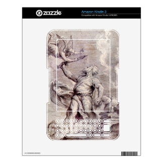 The sacrifice of Abraham by Paul Rubens Decal For The Kindle