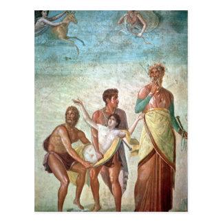 The Sacrifice of Iphigenia Postcard