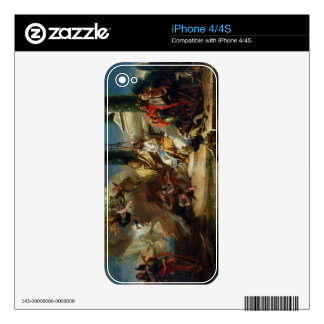 The Sacrifice of Iphigenia Skins For The iPhone 4