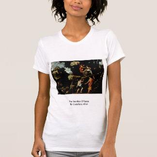 The Sacrifice Of Isaac By Cristofano Allori T-shirt