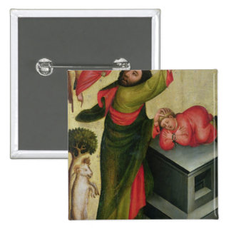 The Sacrifice of Isaac from the High Altar Button