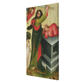 The Sacrifice of Isaac from the High Altar Canvas Prints