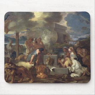 The Sacrifice of Noah, c.1640 Mouse Pad