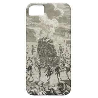The Sacrifice to Quitchi-Manitou, or The Great Spi iPhone SE/5/5s Case