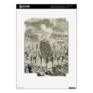 The Sacrifice to Quitchi-Manitou, or The Great Spi Skins For iPad 3