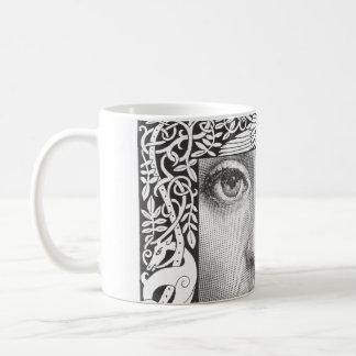 The sad Girl Classic White Coffee Mug