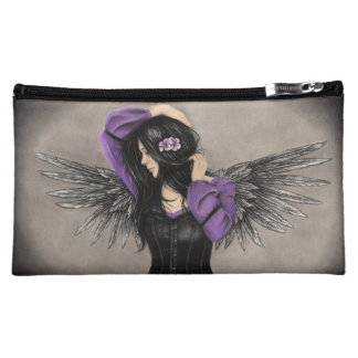 The Sad Heart Angel Bag Cosmetic Bag