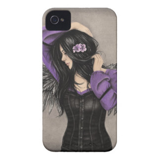 The Sad Heart Angel iPhone Case iPhone 4 Case
