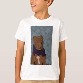 The sad pit bull T-Shirt