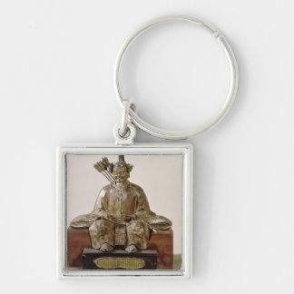 The Sadaijin in ceremonial costume Keychain