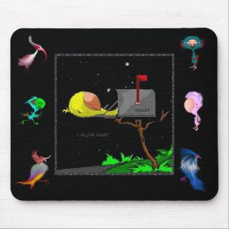 The Sadler Bird Mousepad