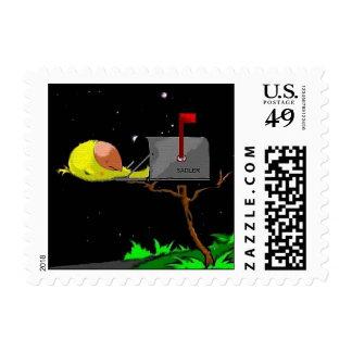 The Sadler Bird Postage Stamps