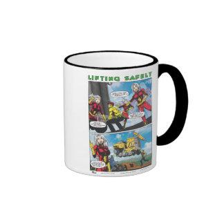 The Safe-T-Corp. Adventures Mug