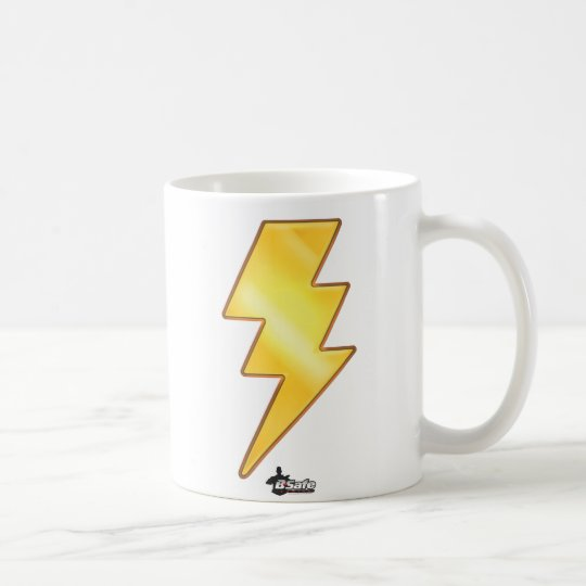The Safe-T-Corp. - Enforcer Logo Coffee Mug
