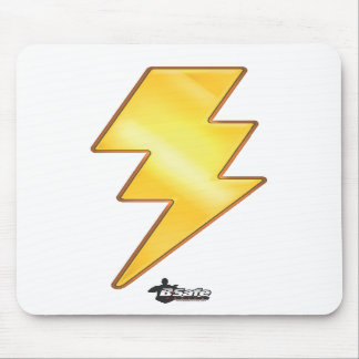 The Safe-T-Corp. - The Enforcer Logo Mousepad