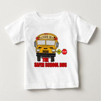 The safer school bus t shirt
