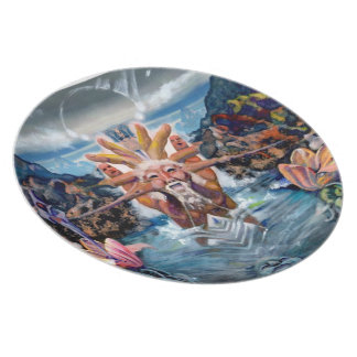 The Sage Collector's Plate