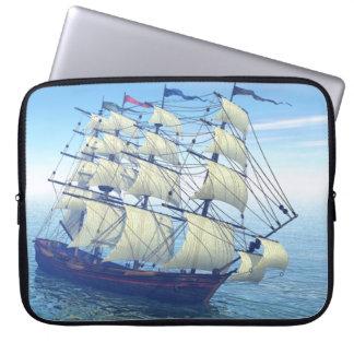 The Sailing Ship  Laptop Bag Laptop Sleeve