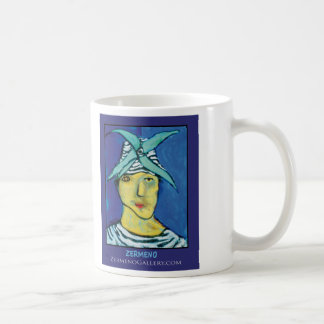 """The Sailor By Zermeno Coffee Mug"