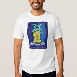"""The Sailor"" by Zermeno Tee Shirt"
