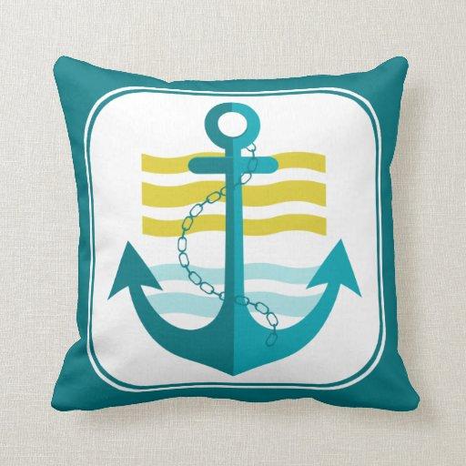 The Sailor Pillow