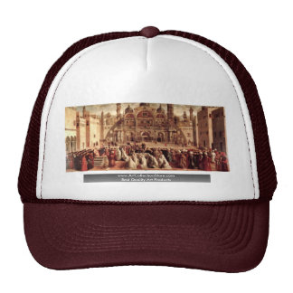 The Saint Mark Preached In Alexandria Hats