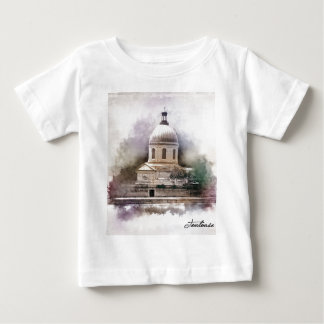The Saint-Pierre Basilica of Toulouse Baby T-Shirt