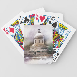 The Saint-Pierre Basilica of Toulouse Bicycle Playing Cards