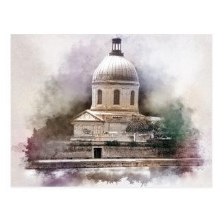 The Saint-Pierre Basilica of Toulouse Postcard