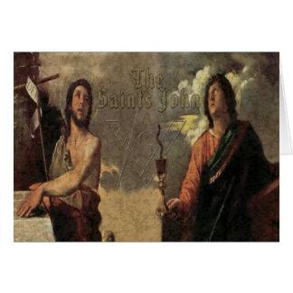 The Saints John Cards