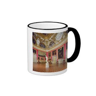 The 'Sala di Venere' (Hall of Venus) containing th Ringer Mug