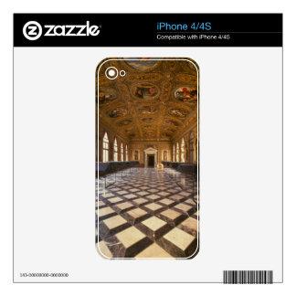 The Sala Dorata, built 1537-88 (photo) iPhone 4 Decal