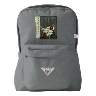 'The Salamander' American Apparel™ Backpack