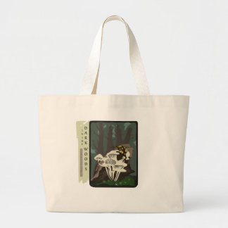 'The Salamander' Large Tote Bag