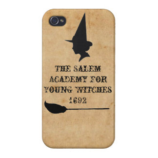The Salem Academy for Young Witches Case For iPhone 4
