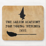 The Salem Academy for Young Witches Mouse Pad