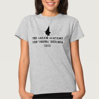 The Salem Academy for Young Witches T-Shirt