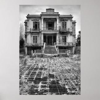 The Salem Mansion Poster