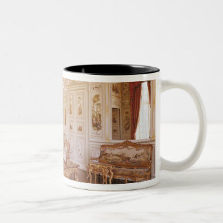 The Salon Chinois, c.1740 Two-Tone Coffee Mug