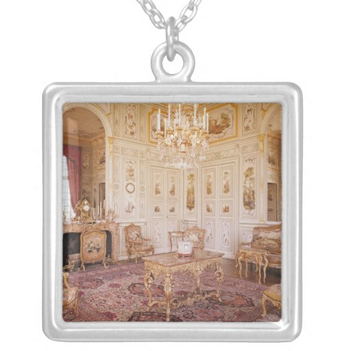The Salon Chinois, c.1740 Necklaces