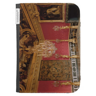 The Salon d'Apollon (Apollo Room) with tapestries Kindle 3G Cover