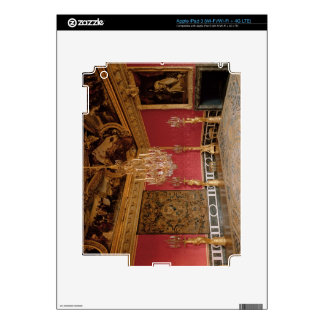 The Salon d'Apollon (Apollo Room) with tapestries Decal For iPad 3