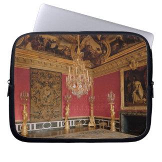 The Salon d'Apollon (Apollo Room) with tapestries Laptop Sleeve