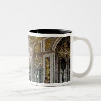 The Salon de la Guerre  1678-84 Two-Tone Coffee Mug