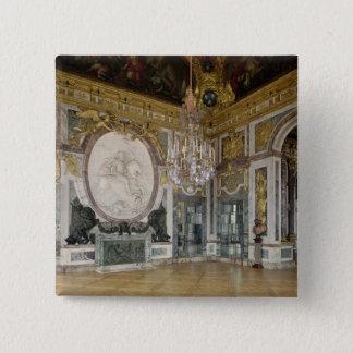 The Salon de la Guerre  1678-84 Pinback Button
