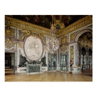 The Salon de la Guerre  1678-84 Postcard
